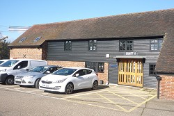 GROUND FLOOR, UNIT 1, LONGBROOKS, KNOWLE ROAD,  BRENCHLEY, TONBRIDGE, KENT TN12 7DJ
